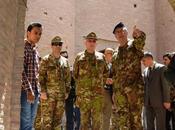 """Afghanistan/ visita Capo Stato Maggiore Difesa, Generale Graziano Herat. pugliese l'impegno della """"Pinerolo"""". contributo Pace panorama degli equilibri mondiale determinante."""