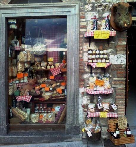 Umbria:Torta al testo
