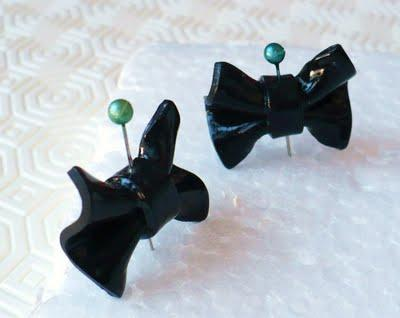 Fiocchi in fimo (video tutorial) - Fimo bows