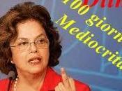 Dilma,100 giorni niente mostrare