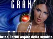 Sabrina Ferilli entra nella casa Grande Fratello: sarà l'ospite della semifinale