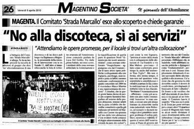 MAGENTA: STORIA DI ORDINARIA FOLLIA/4