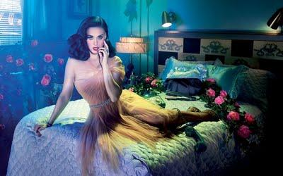 KATY PERRY / DAVID LA CHAPELLE / GHD AD