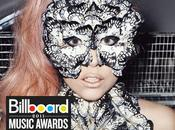 nomination Billboard Music Awards Lady Gaga
