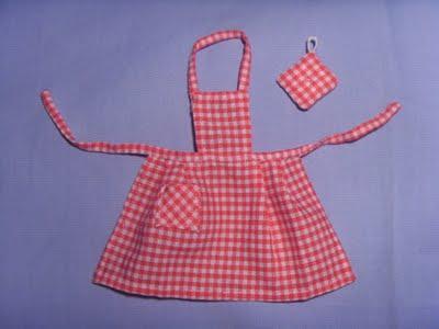Grembiule da cucina tutorial paperblog - Grembiule da cucina ...
