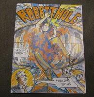 Il fumetto di Rabbit Hole all'asta!