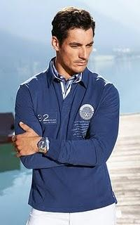 David Gandy for Peter Hahn