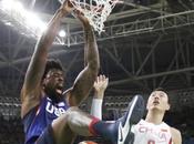 Un'occhiata torneo olimpico pallacanestro