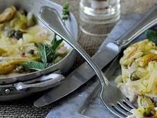 """Pesce Spada Stimpirata"""" (con Cipolla, Sedano, Capperi Olive)"""