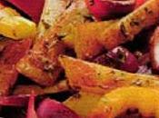 Ricetta: Padellata patate peperoni all'origano
