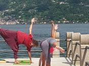 Germignaga: yoga terrazzo dell'ex Colonia elioterapica, domani alle sospesi cielo lago