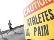 dolori giovane atleta olimpico