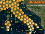 Previsioni Meteo Italia Agosto 2016