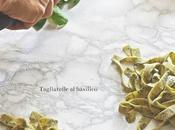 Tagliatelle basilico pomodoro fresco ricotta salata