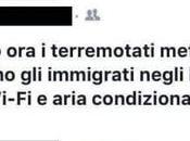 """Terremoto, Mentana contro razzisti tastiera: """"Via immigrati dagli alberghi!"""""""