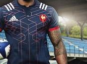 Maglia rugby Francia 2016-2017 adidas