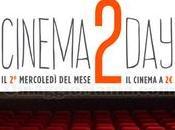 Cinema2Day 2016, biglietti euro settembre