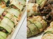 Zucchine ripiene forno