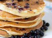 Pancakes mirtilli, giusta ricompensa