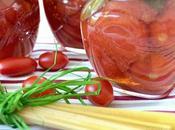 Pomodori Pelati Marzano Datterini rossi
