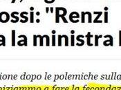 """Fertility-day """"governatore"""" della Toscana chiede testa Lorenzin. Renzi: """"non sapevo niente"""". intanto sparisce dominio dell'agenzia pubblicità"""