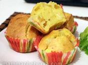 Muffin salati zucca scamorza