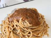 Spaghetti alla Chitarra Pesto Rosso