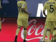 Málaga-Villarreal 0-2: sblocca Sansone!