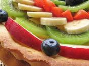 Crostata frutta crema pasticcera