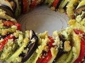 Corona verdure gratinate