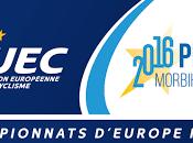 Campionati Europei strada Plumelec: percorsi