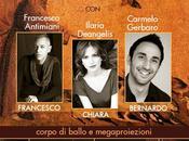 Lauda Francesco scena musical. Musiche Branduardi
