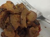 Melanzane curry