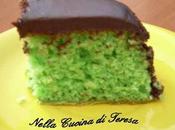 Torta menta cioccolato