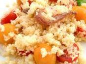 Ricetta cous pomodorini acciughe: ricetta menu abbinato