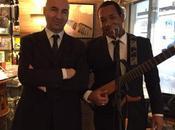 Jazz bossanova Fait, Amaral, Tomelleri Vercesi all`Arabesque Café Milano ottobre