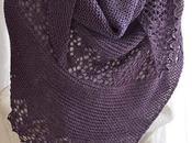 [Knitting] scialle Nurmilintu