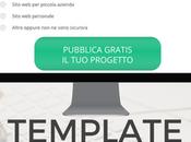 Bastano step pubblicare progetto nuovi template interattivi!