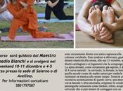 "Avellino Salerno corso Amadio Bianchi ""Cikitsa, l'antico stretching monasteri indiani"" utile anche all'uomo moderno."