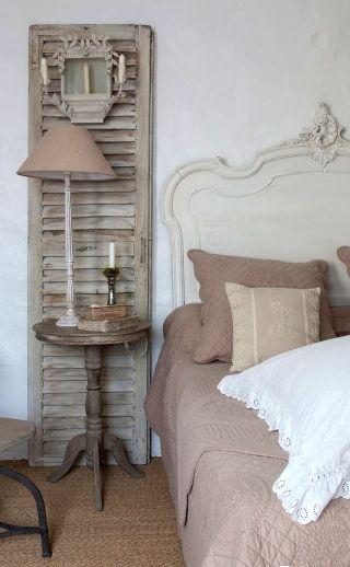 Camere shabby chic - Paperblog