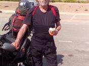 Mini Report Viaggio moto solitaria Santiago Compostela Fisterra