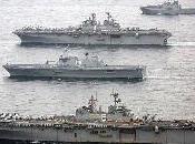 Corea Sud. Esercitazioni navali congiunte Seul-Washington vicino coste nordcoreane