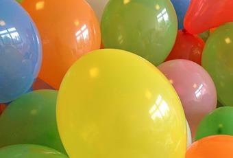 idee per addobbare una festa di compleanno con i