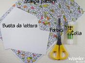 buste lettera decorate