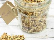 Granola cocco cereali semi