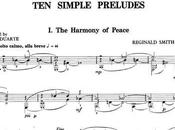 Simple Preludes Reginald Smith-Brindle