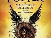 HARRY POTTER MALEDIZIONE DELL'EREDE J.K. Rowling