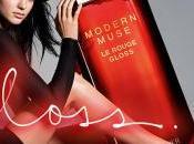 Estée Lauder, profumo Modern Muse Rouge Gloss