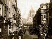 Fine un'epoca: Fleet street