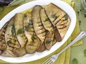 Carpaccio melanzane microonde